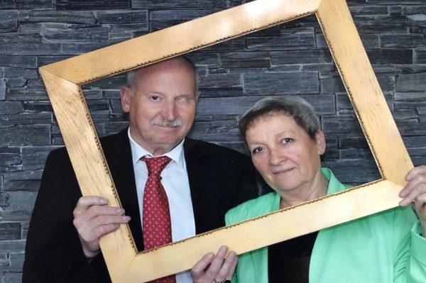 Hans Peter & Gisela Oster